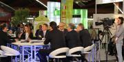 Sur le plateau télé du Medfel, un jury élira la solution la plus innovante à l'occasion du challenge Fel'Innov.
