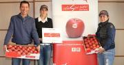 François Mestre, cogérant de Mesfruits, a pour objectif de faire de Crimson Snow® « une success-story dans l'Hexagone. » Photo : Mesfruits