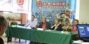 La station d'expérimentation nucicole de Rhône-Alpes, la Senura, a organisé le 28 mai dernier son assemblée générale.