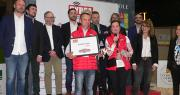 Prince de Bretagne a été sacrée grand prix 2019 lors des Trophées des Syrpa'wards, concours qui récompense les meilleures initiatives de communication sur le Salon international de l'agriculture. Photo : Claude Richard