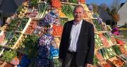 Jacques Rouchaussé, réélu président des Producteurs de Légumes de France. Photo : Pixel6TM