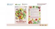 La FAO et le Cirad ont lancé aujourd'hui une publication dans le cadre de l'Année internationale des fruits et des légumes (2021).