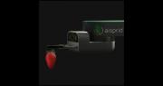 La société Aisprid (35) conçoit et fabrique des robots autonomes à destination des producteurs de fruits fragiles sous serres, comme les fraises ou les tomates. Photo : Aisprid