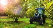 Selon Axema, les premières immatriculations de tracteurs vignes et vergers ont atteint 3870 unités en 2019, soit une hausse de 35%. Côté constructeurs, New Holland reste leader avec 24% de parts de marché. Photo : New Holland