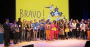 Les Trophées bretons du développement durable récompensent les meilleures initiatives bretonnes en faveur de la transition durable et solidaire. CP : DR