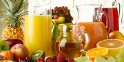 Le jus d'orange reste incontestablement la star de jus de fruits.