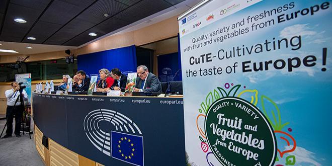 Le budget total de la campagne de promotion est d'environ 4,8 millions d'euros (cofinancé à 80% par l'Union européenne). Photo : DR