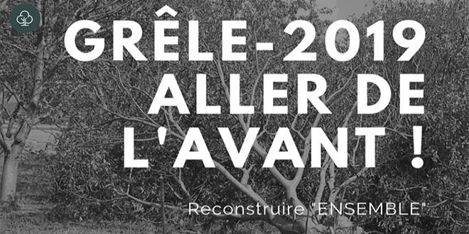 L'objectif de cette collecte est de permettre à tous d'être un acteur essentiel du maintien et de la reconstruction des exploitations. Photo : DR