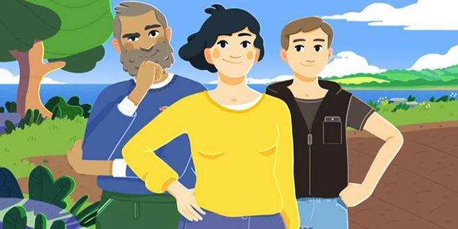 Avec son application de jeu mobile, Prince de Bretagne veut séduire les jeunes générations. Photo : Prince de Bretagne