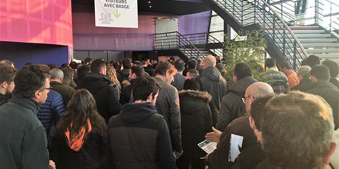La 33e édition du Sival, qui s'est tenue du 15 au17 janvier au parc des expositions d'Angers, a accueilli près de 25 000 visiteurs. Photo O.Lévêque/Pixel6TM