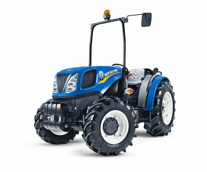 new holland lance le t3f  tracteur compact pour les